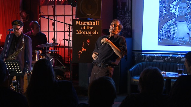 The Beat Generation -  Toronto, Canada, Marshall at the Monarch, October 17, 2014