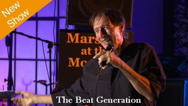 Beat Poetry New Show TBG